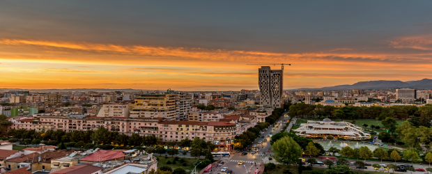 112 ways Tirana, Albania is getting smarter