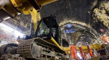 London Crossrail project