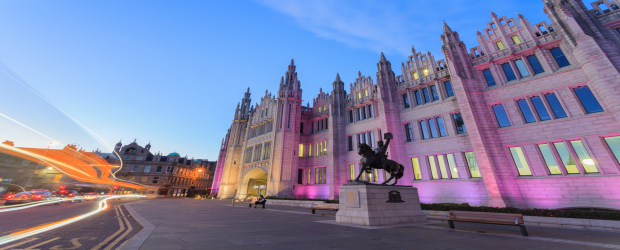Aberdeen is Scotland's first city to receive full fibre rollout